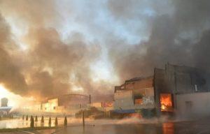 Действия итр, рабочих и служащих при пожарах