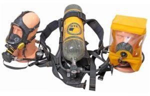 Как использовать средства индивидуальной защиты при пожаре