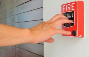Почему нельзя пользоваться лифтом при пожаре