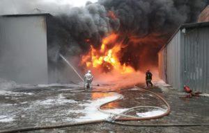 Что входит в обязанности противопожарной службы