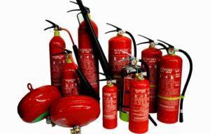 Какое давление может выдержать огнетушитель