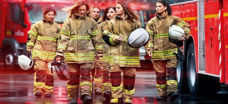 Работа пожарного для девушки работа для девушек росгвардия