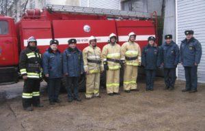 Что такое гарнизон пожарной охраны