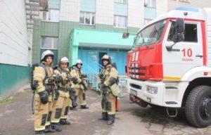Как работает гарнизон пожарной охраны