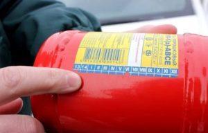 Можно ли зарядить огнетушитель для автомобиля