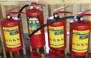 Инструкция для огнетушителя ОП-4