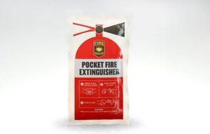 Как работает карманный огнетушитель Pocket Fire Extinguisher