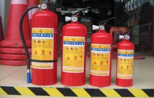 На какие тс не нужен огнетушитель