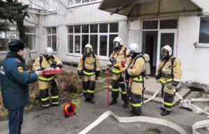 Основные нормативы по пожарно-строевой подготовке