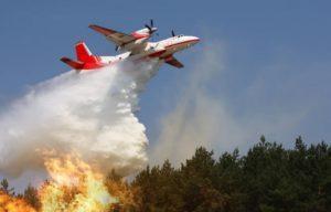 Самолеты для тушения пожаров