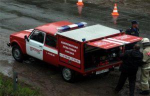 Как организована работа пожарной службы