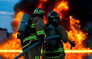 Организация работы пожарной службы