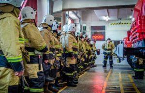 Организация караульной службы в пожарной части