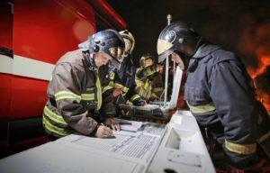 Порядок тушения пожаров подразделениями пожарной охраны