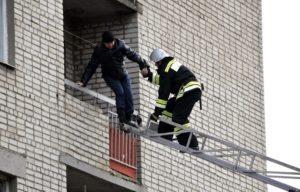 Алгоритм тушения пожаров подразделениями пожарной охраны