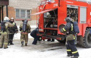 Правила тушения пожаров подразделениями пожарной охраны