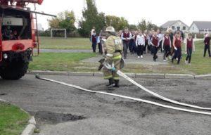 Зачем нужна добровольная пожарная дружина в школе