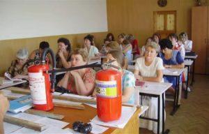 Как организовать добровольную пожарную дружину в школе