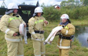 Правила работы добровольной пожарной дружине в школе