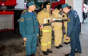 Все о караульной службе пожарной охраны