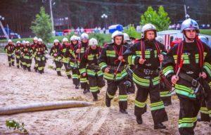 Пожарные - это МЧС