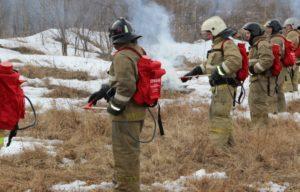 Что такое пожароопасная обстановка