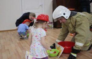 Обучение детей о разновидностях пожароопасных объектов