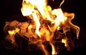 Температура возгорания бумаги по Цельсию