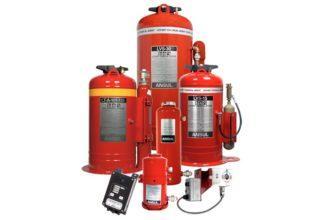 Особенности и преимущества систем пожаротушения ANSUL