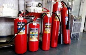 Сроки перезарядки воздушно-пенных огнетушителей