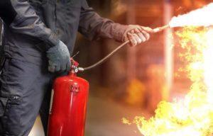 Инструкция по использованию воздушно-пенных огнетушителей