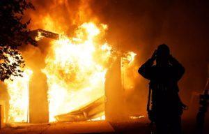 Является ли пожар чрезвычайным событием