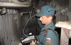 Как продиться пожарная экспертиза