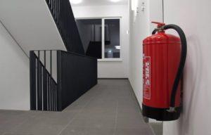 Технические характеристики огнетушителя ОВП-10