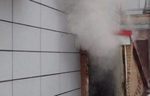 Правила поведения во время пожара