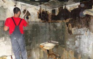Особенности ремонта жилища после пожара