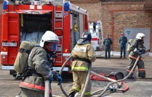 Какие спецработы проводятся на пожаре