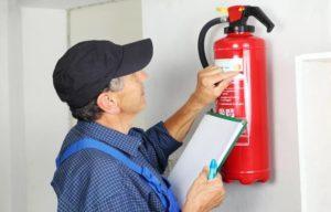 Периодичность проверки углекислотных огнетушителей