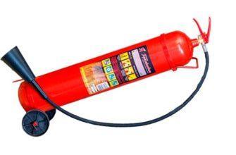 Технические характеристики огнетушителя ОУ-10