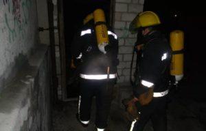 Особенности тушения пожаров в подвалах
