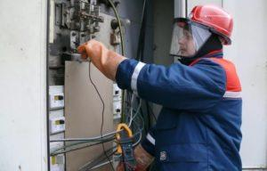 Как проводится тушение электроустановок