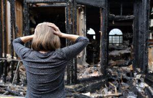 Ущерб от пожара