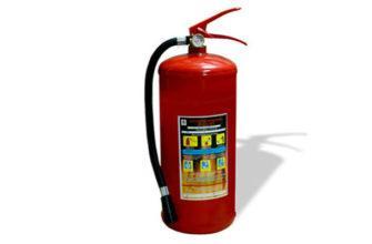 Правила использования огнетушителя ОП-6