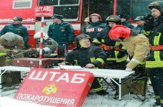 Обязанности и полномочия участников тушения пожара