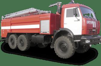 Как устроены пожарные автоцистерны