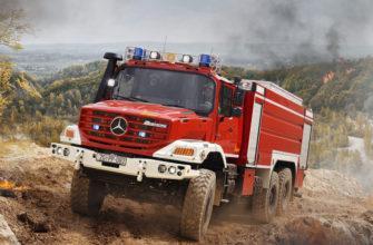 Учетные документы пожарного автомобиля и порядок их ведения