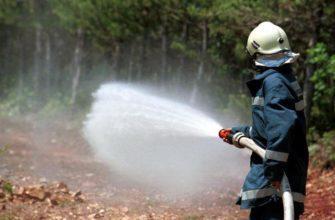 Виды и типы приборов подачи огнетушащих веществ