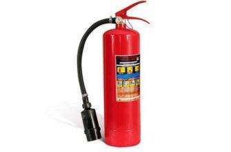 Огнетушитель химический пенный ОХП-10