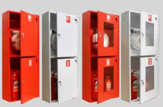Опечатывание и пломбировка пожарных шкафов