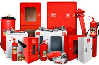 Перечень и описание пожарно-технической продукции
